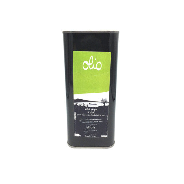 Le Coste Olive Oil 1L Tin