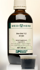 Violet's Wish List:  UTI Supplement Uva-Ursi