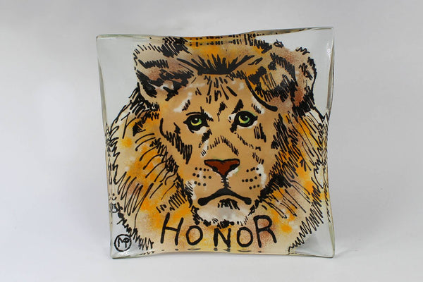 Lion Dish (Honor)