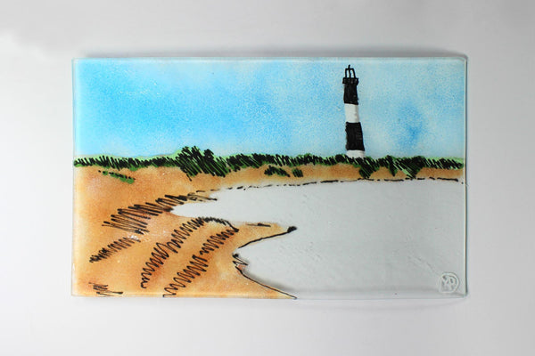 Fire Island Light House (Plate)