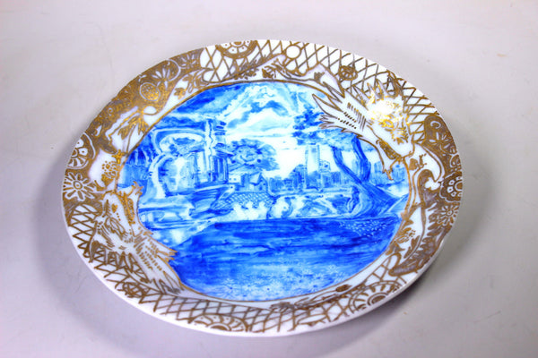 Modern Willow Pattern