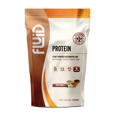 Fluid Restorative Protein, (vegan)