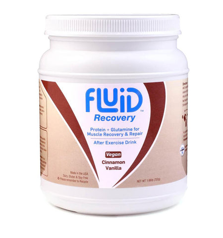 Fluid Recovery, Cinnamon Vanilla (Vegan), Original Packaging