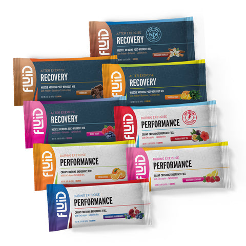Fluid Nutrition Sampler Pack