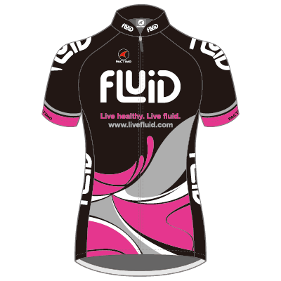 Women's Ascent 2.0 Jersey Black