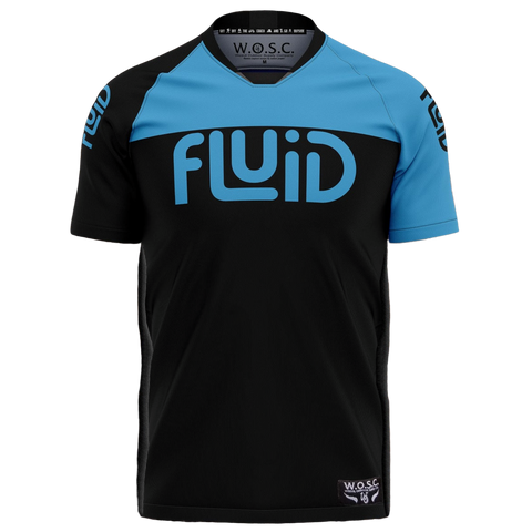 Loose Fit Free Ride MTB Jersey