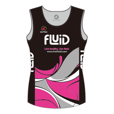Women's Mako Tri Top Pink