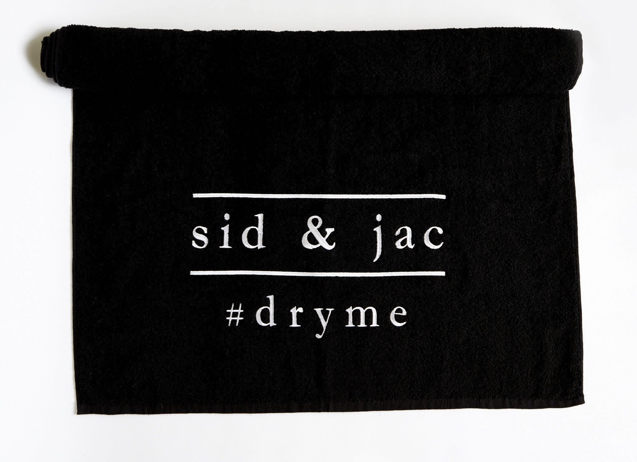 sid and jac gym towel, towels, brands, cool, gym