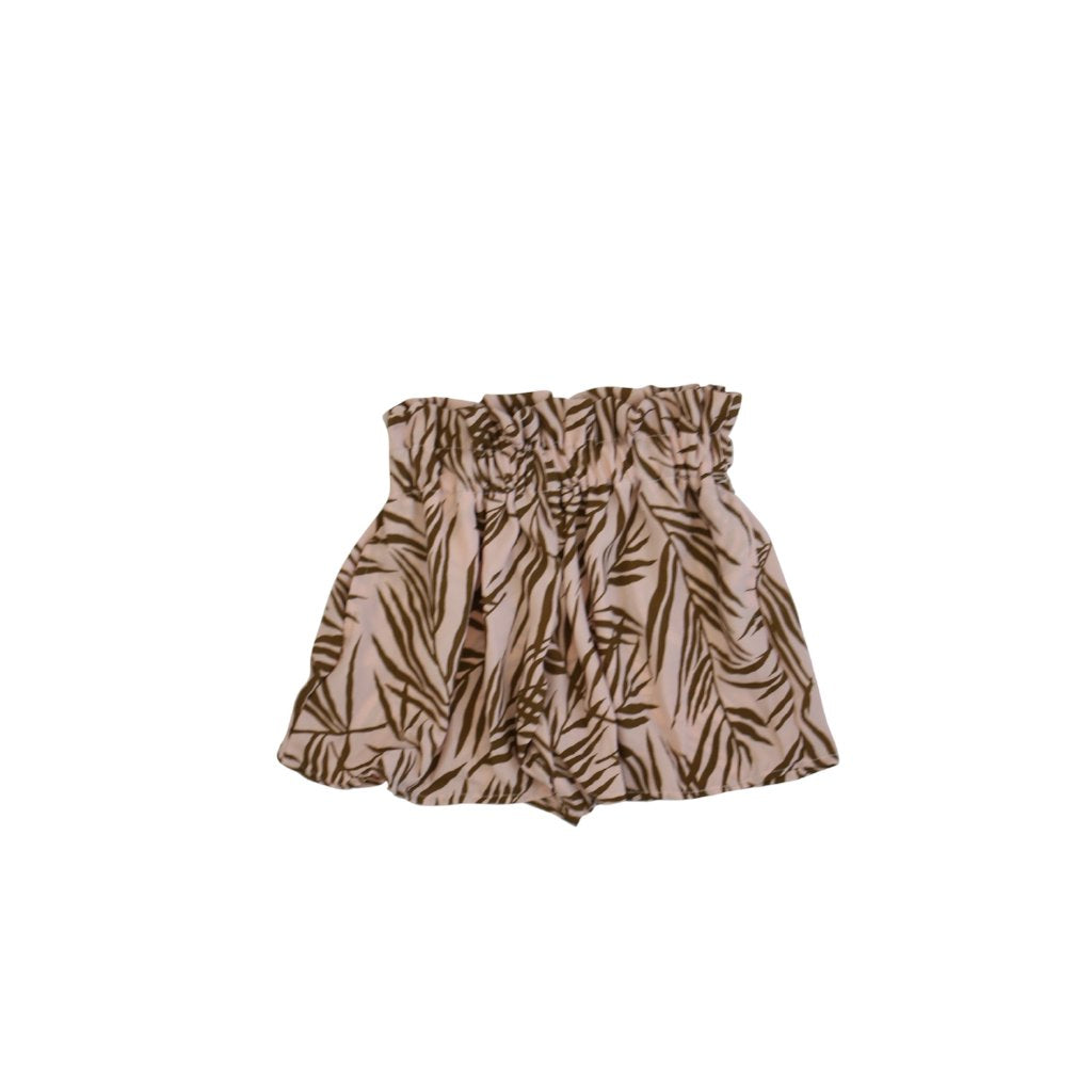 Bamboo Wide Leg Shorts