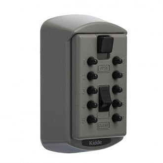 Small wall mounted Key Safes, KIDDE