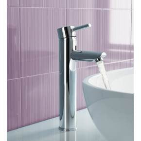 Avon Basin Tall Mono (0.2 Bar) Chrome Finish