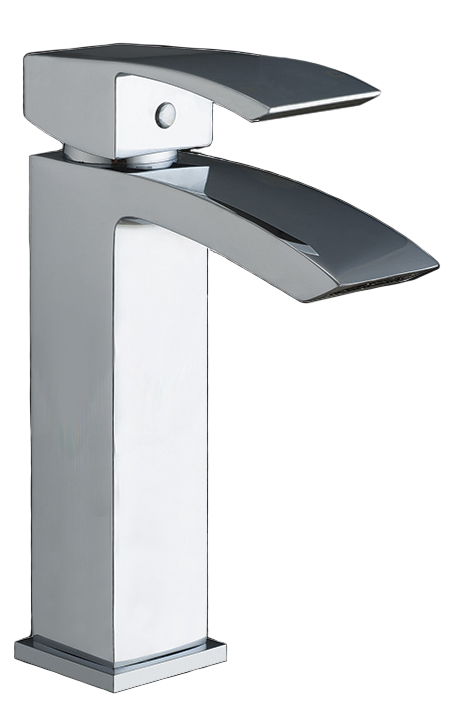 MEDWAY Tall Basin Mono (0.2 Bar) Chrome Finish