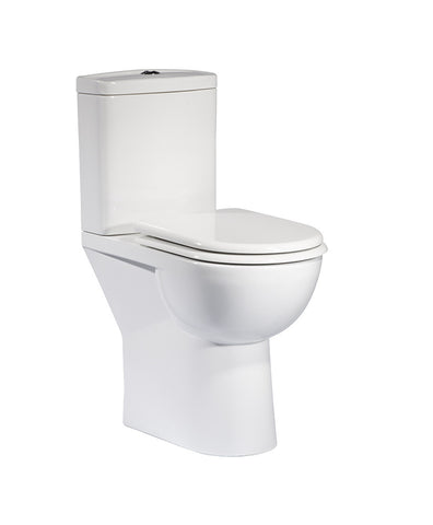 Tavistock Micra Close Coupled Comfort Height WC Pan