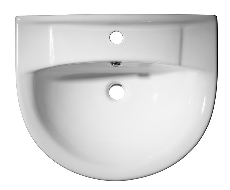 Tavistock Micra 560mm Semi-Countertop Basin