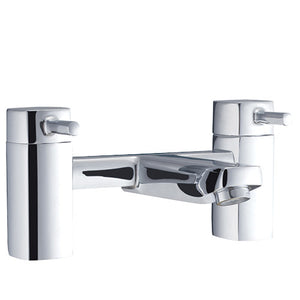 WYE Bath Filler (0.5 Bar) Chrome Finish
