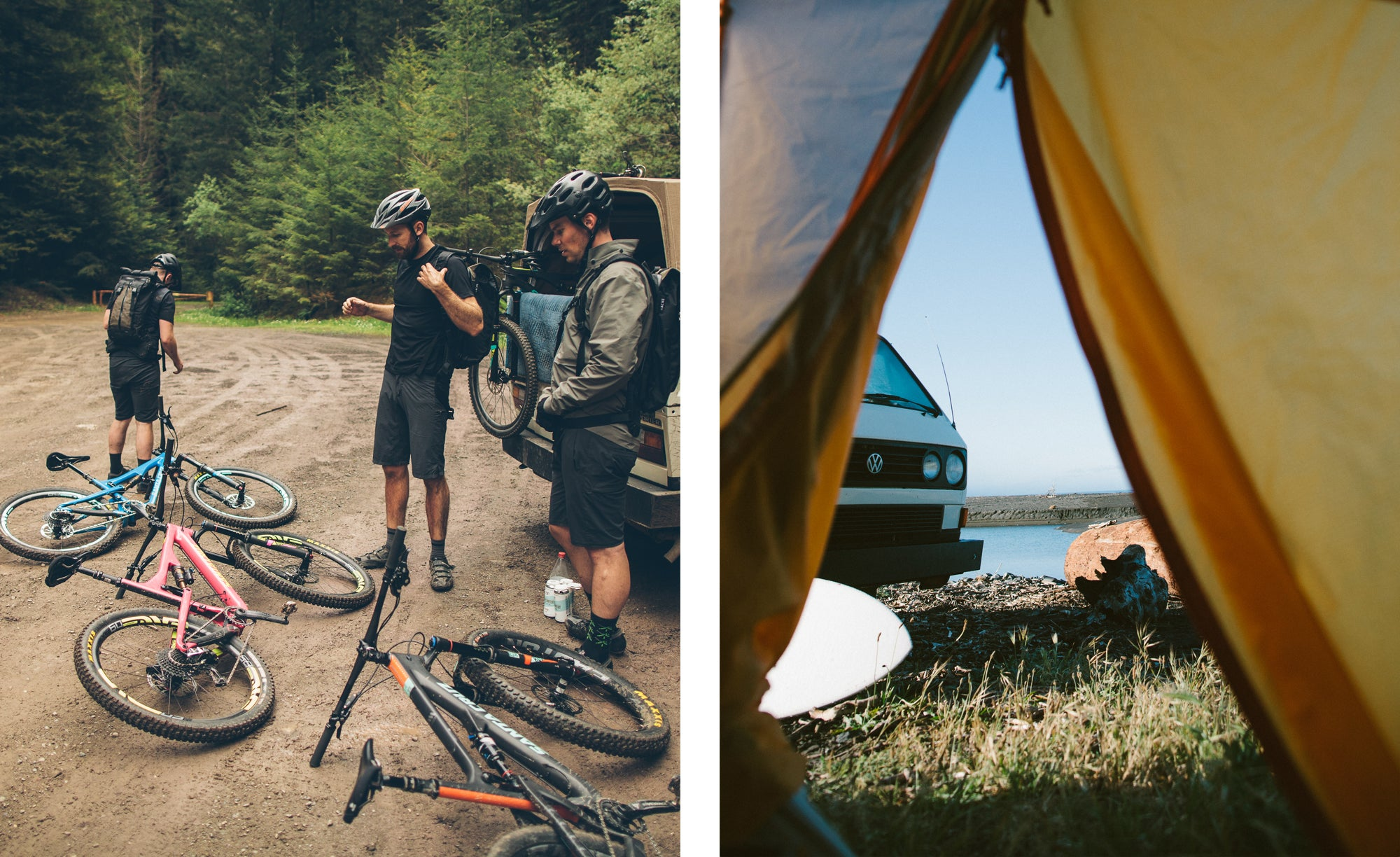 Mission Workshop x Taylor Stitch Collaboration. 10 Pieces - 1 Field test. No Reception. Field Test Ft. Landon Masterfield, Derek Roedel, Ty Williams, Dustin Beatty, Sashwa Burrous, Justin Lewis, Michael Armenta, Brian Larson, Santa Cruz Bicycles, Yeti Coolers, Danner Boots, Clif Bar