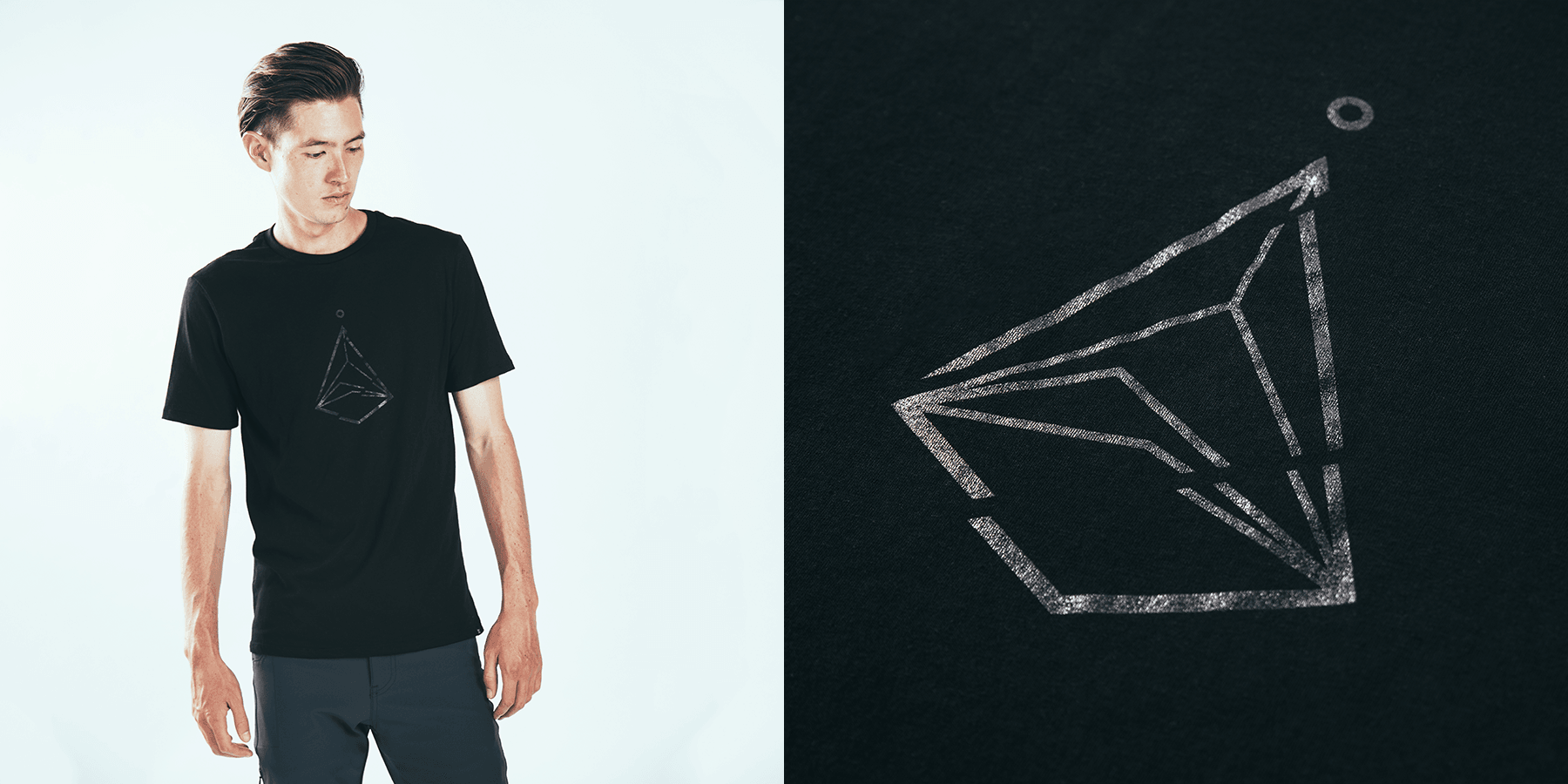 The Acre Diamond : Graphic Tee Made with 100% California Cotton