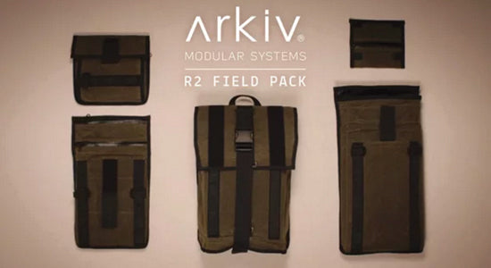 Mission Workshop Video: The R2 Arkiv Field Pack Overview Video
