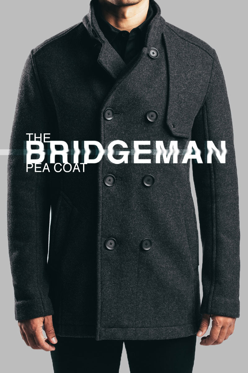 The Mission Workshop Bridgeman Pea Coat