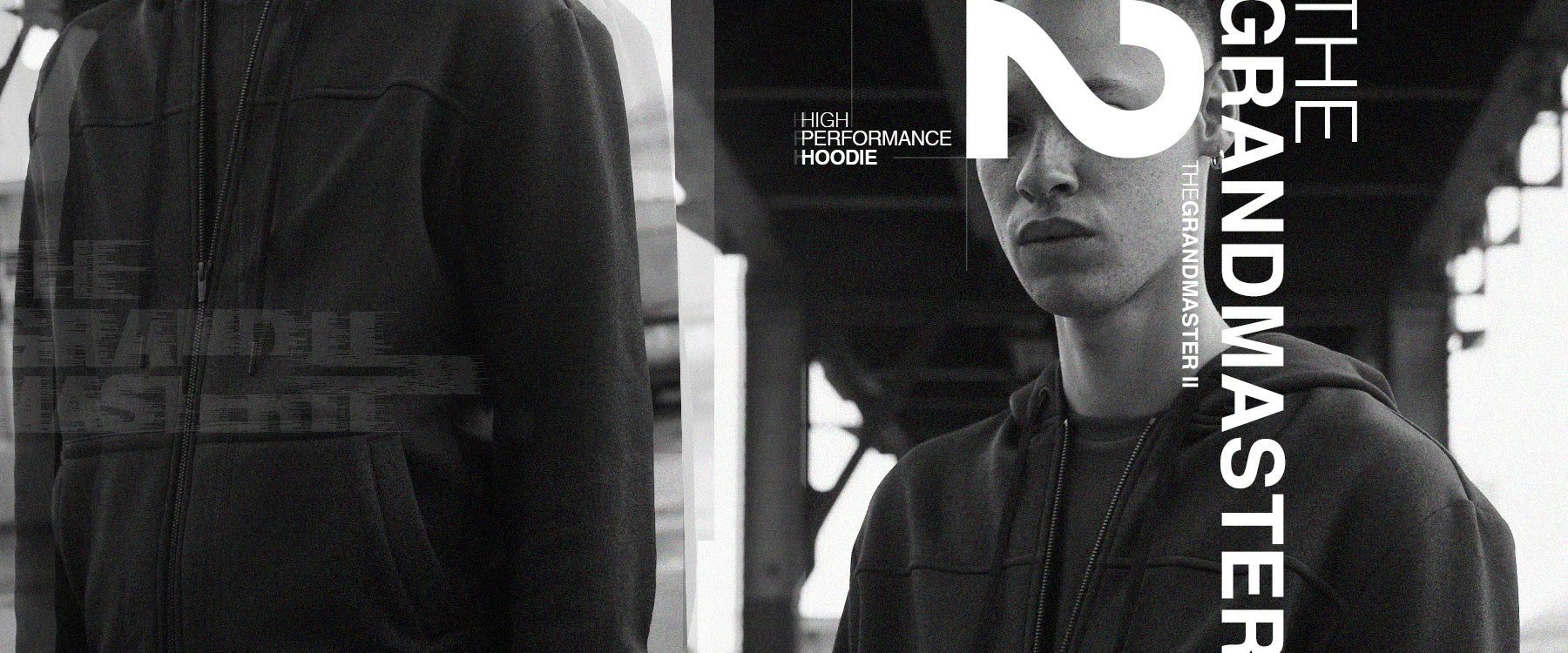 The Grandmaster II : High-Performance Hoodie