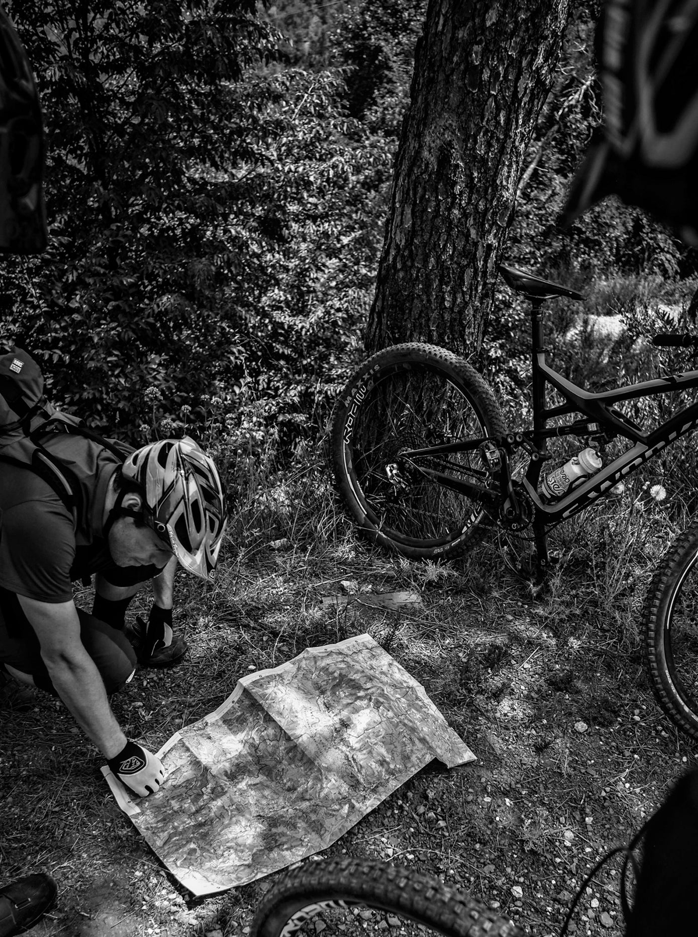 Mission Workshop Field Test : The Guide to Getting Lost - Summer 2014 - Mountain Bike Ride with SRAM, Golden Saddle Cyclery, Santa Cruz Bicycles, Sospel MTB, and John Prolly at The Radavist