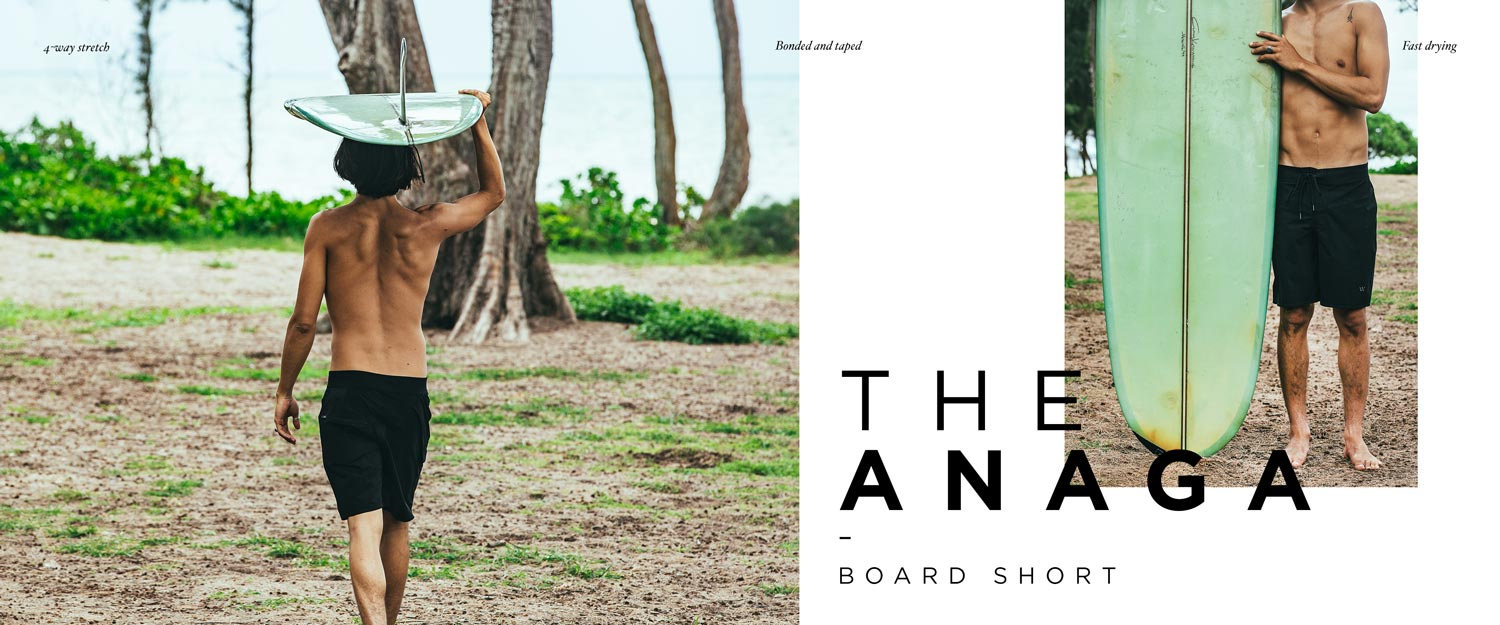 Anaga Board Short