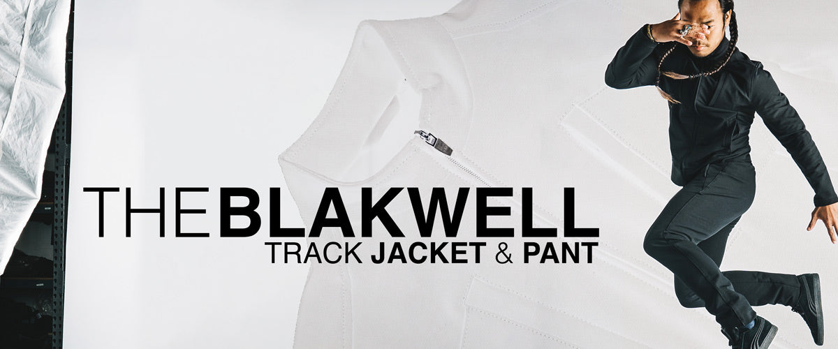 The Blakwell : Track Jacket + Pants