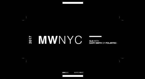 Mission Workshop Video: New York City ask a founder with Gary Smith, CEO of Polartec