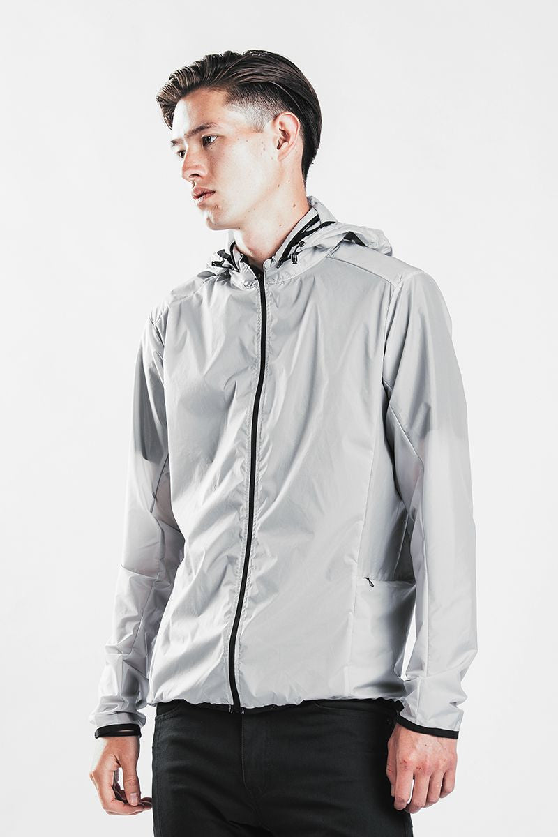 The Interval Microlight Windshell Jacket by Mission Workshop