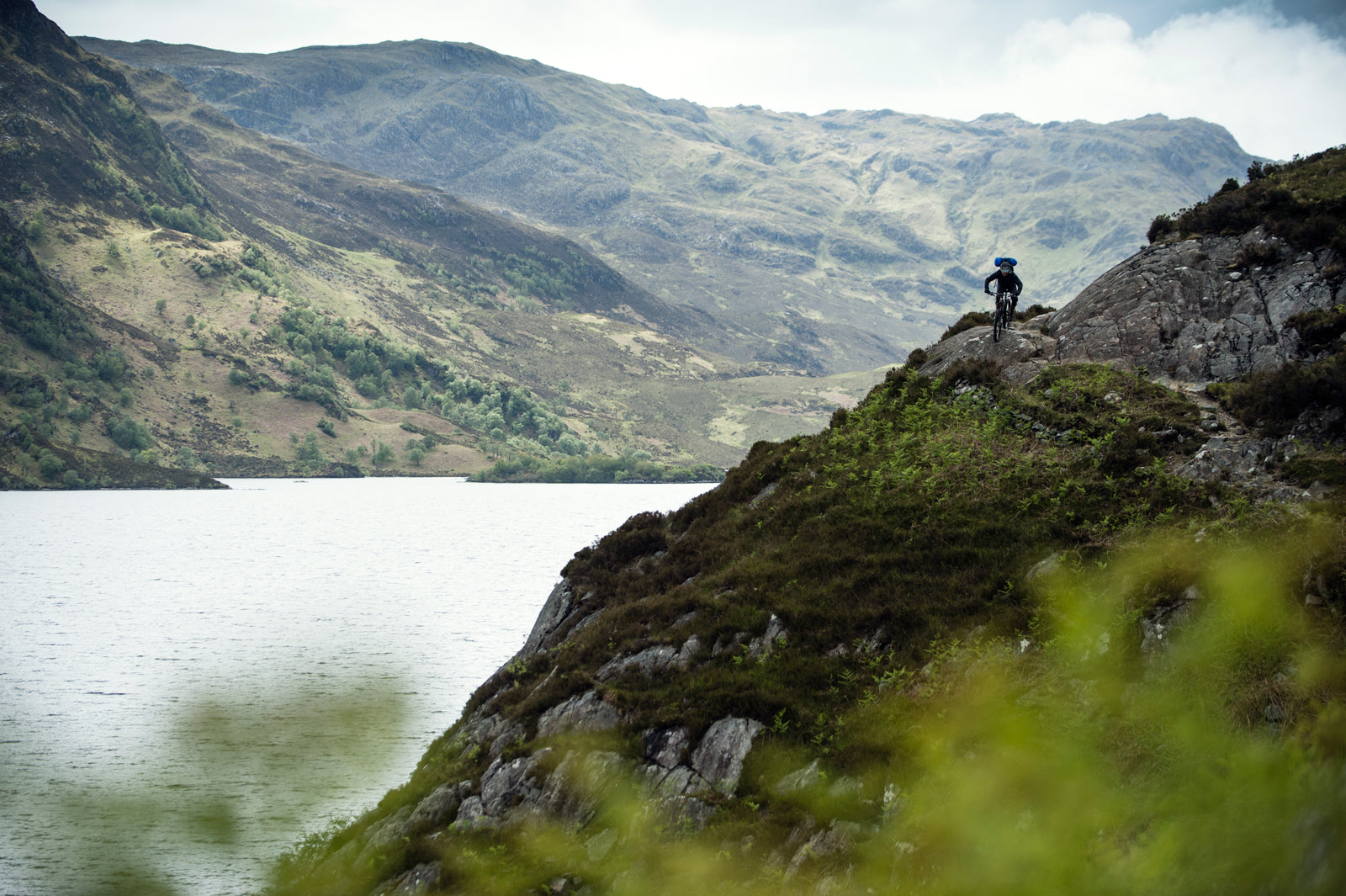Mission Workshop Field Test : Loch - A field test in Scotland - Featuring Sam Needham, Orange Bikes, Brian Watt, Santa Cruz Bikes, and SRAM