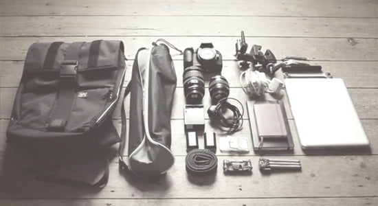 Mission Workshop Video: The Rambler Backpack // Pikey Science