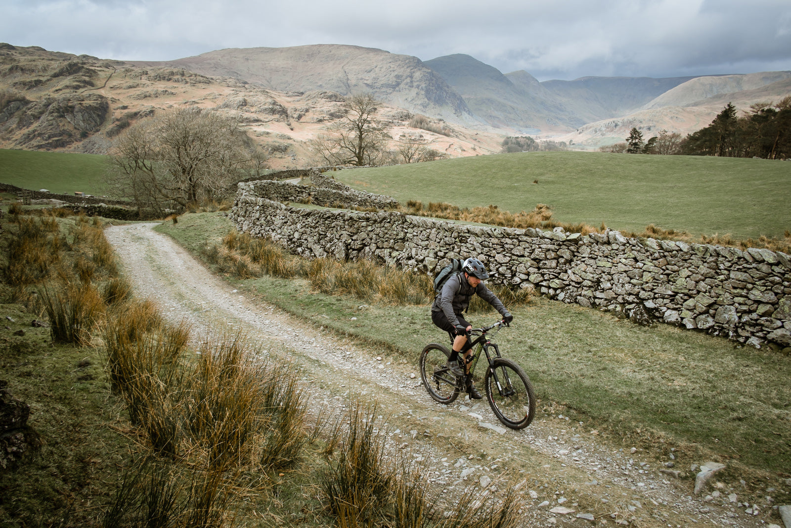 Mission Workshop Field Test : Riding Lake District. Spring 2014 - the English Lake District - Featuring Andy Waterman, Stif Cycles, Santa Cruz Bicycles, Sram.