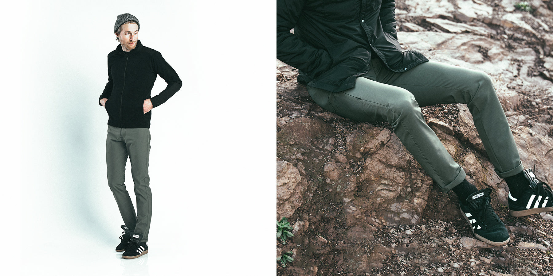 The Signal Water-Repellent Stretch Woven Pant