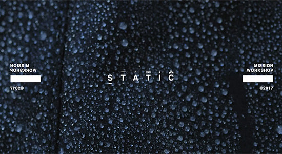 STATIC by Mission Workshop