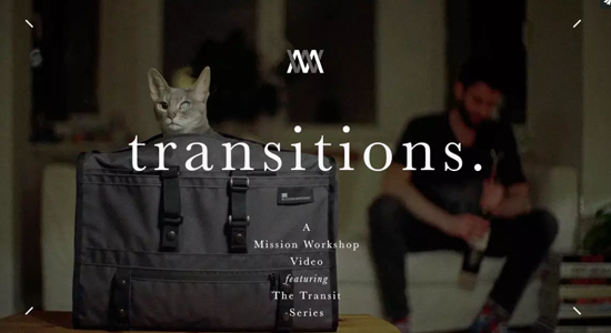 Introducing the Transit Series : Transitions // Berlin