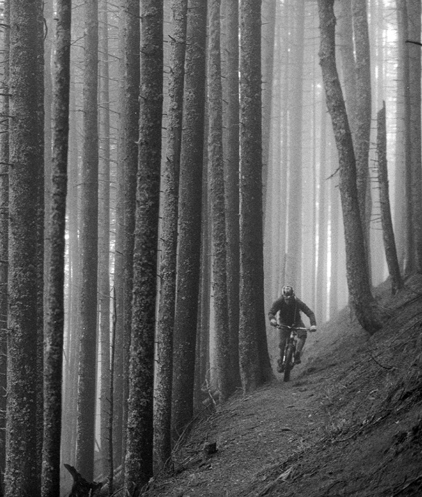 Wander - a field test by Mission Workshop ft. Dan Barham, James Adamson, Alchemy Creative, Santa Cruz Bikes, SRAM, Trans Provence