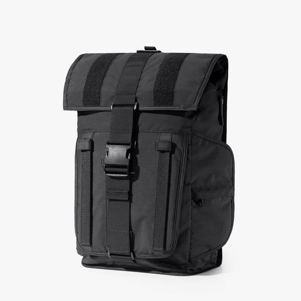 The Integer – DWS by Mission Workshop - Weatherproof Bags & Technical Apparel - San Francisco & Los Angeles - Built to endure - Guaranteed forever