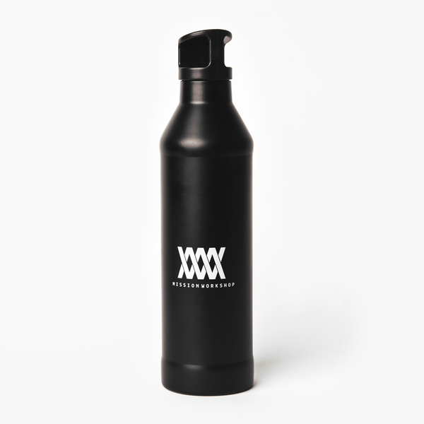 Miir x MW Single Wall by Mission Workshop - Weatherproof Bags & Technical Apparel - San Francisco & Los Angeles - Built to endure - Guaranteed forever