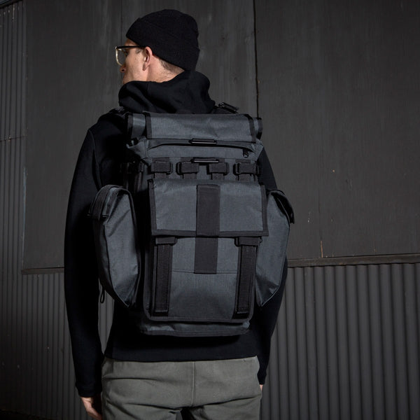 R8 Arkiv Field Pack by Mission Workshop - Weatherproof Bags & Technical Apparel - San Francisco & Los Angeles - Built to endure - Guaranteed forever