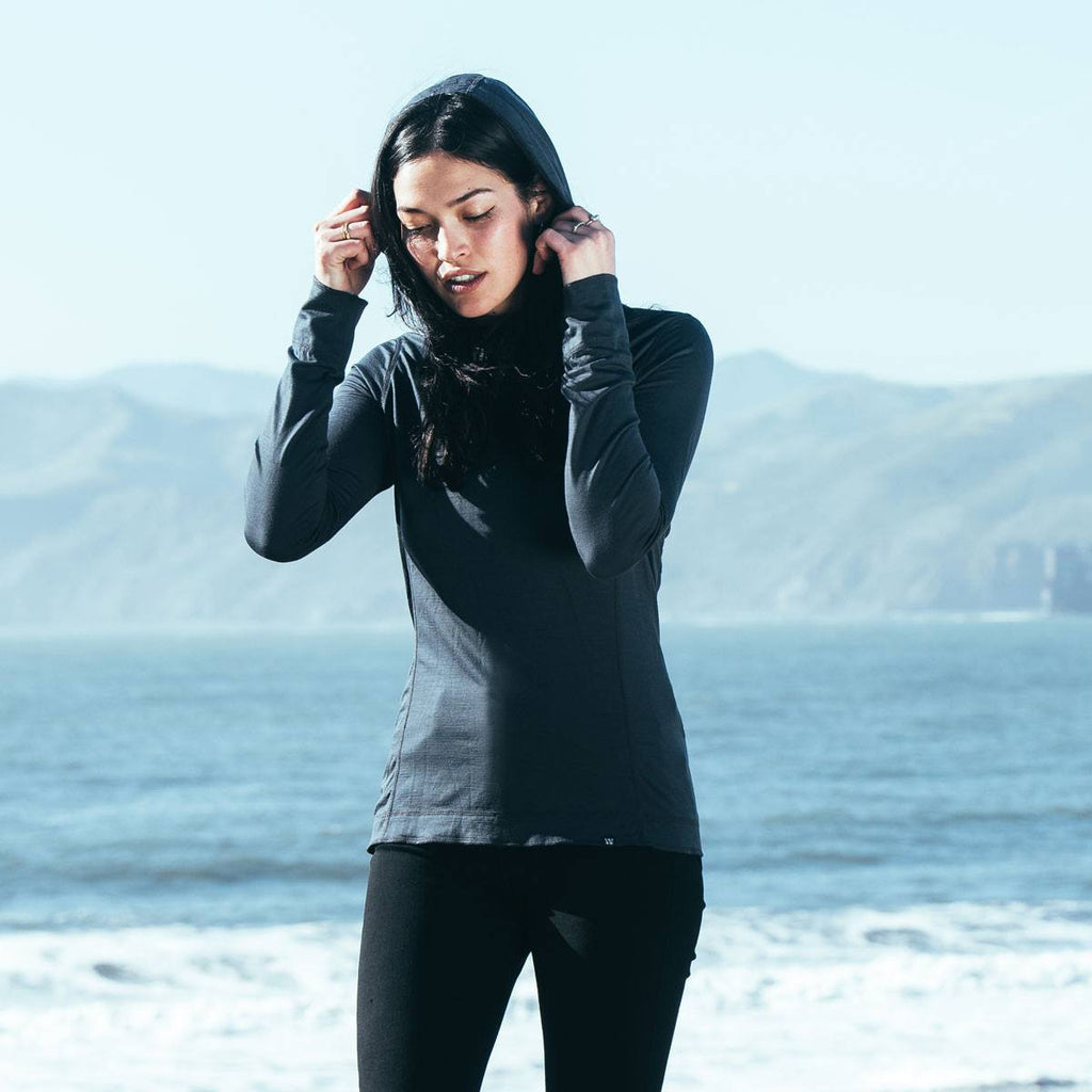 The Women's Faroe : MC by Mission Workshop - Weatherproof Bags & Technical Apparel - San Francisco & Los Angeles - Built to endure - Guaranteed forever