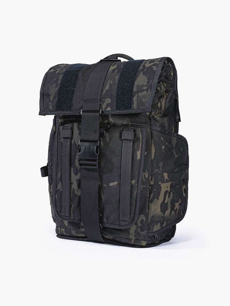 The Integer by Mission Workshop - Weatherproof Bags & Technical Apparel - San Francisco & Los Angeles - Built to endure - Guaranteed forever