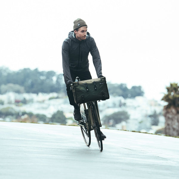 The Helmsman by Mission Workshop - Weatherproof Bags & Technical Apparel - San Francisco & Los Angeles - Built to endure - Guaranteed forever