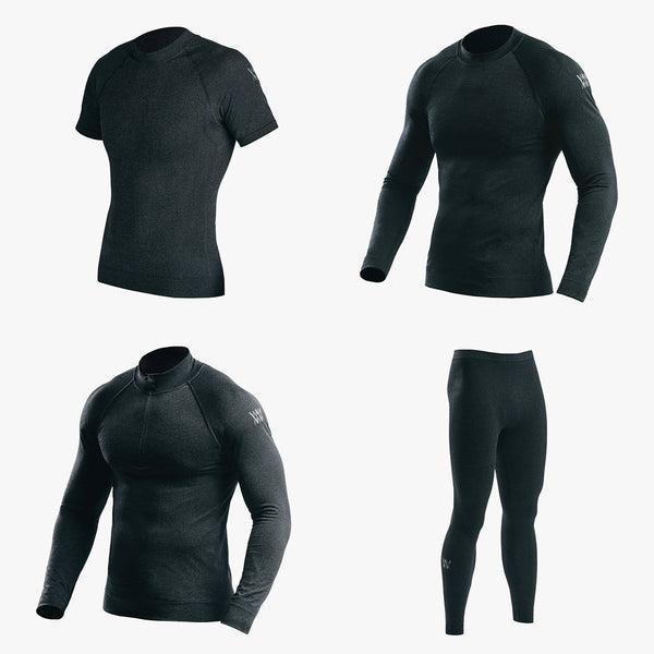 Advanced Projects® : Seamless Base Layers – DWS by Mission Workshop - Weatherproof Bags & Technical Apparel - San Francisco & Los Angeles - Built to endure - Guaranteed forever