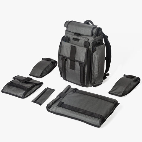 Arkiv™ Modular System by Mission Workshop - Weatherproof Bags & Technical Apparel - San Francisco & Los Angeles - Built to endure - Guaranteed forever