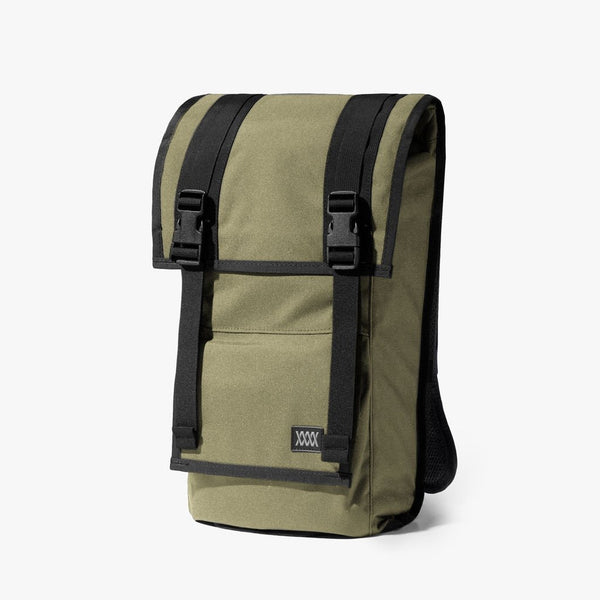 The Fraction — DWS by Mission Workshop - Weatherproof Bags & Technical Apparel - San Francisco & Los Angeles - Built to endure - Guaranteed forever