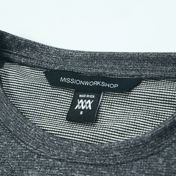 The Perimeter : Power Wool by Mission Workshop - Weatherproof Bags & Technical Apparel