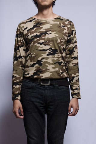 ASKO - Camo Long Sleeve