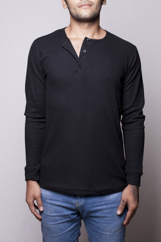 ASKO - Basic Long Sleeve Black