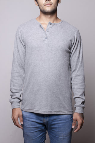 ASKO - Basic Long Sleeve Gray