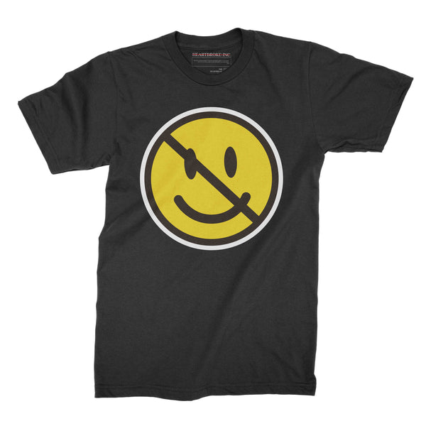 The Heartbreak Club. No Happiness  T-shirt